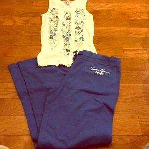 Treasure Island Las Vegas pajamas XL